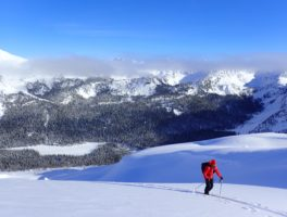 BC's Backcountry Ski Touring Lodges
